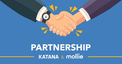 New partnership between Katana and Mollie