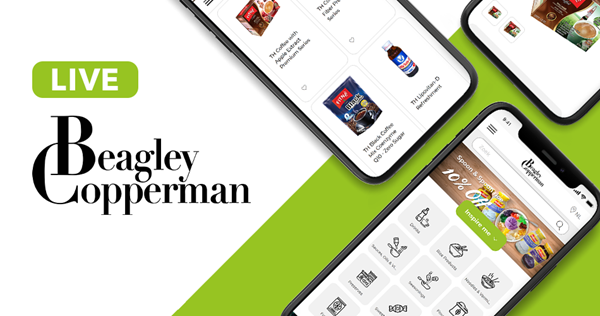 Beagley Copperman is live!